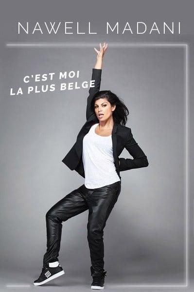 Nawell Madani, spectacle «c'est moi la plus belge»