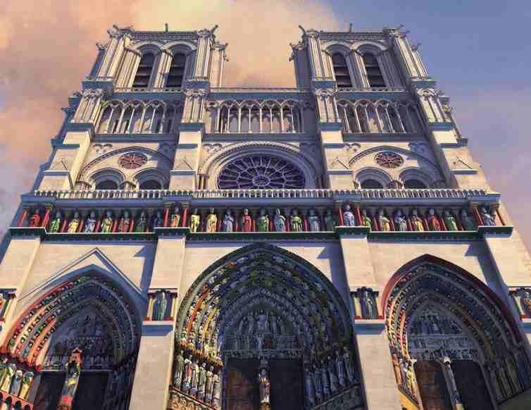 L'Épreuve des siècles : Notre-Dame de Paris